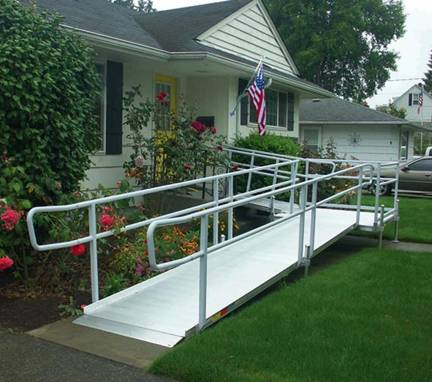 Modular and Portable Ramps Archives - Atlanta Home Modifications, LLC