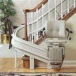 Curved-Stair-Lift-Atlanta-Home-Mods-Alpharetta