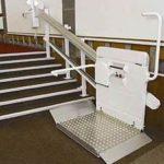 Inclined Platform Lift Atlanta Home Modifications